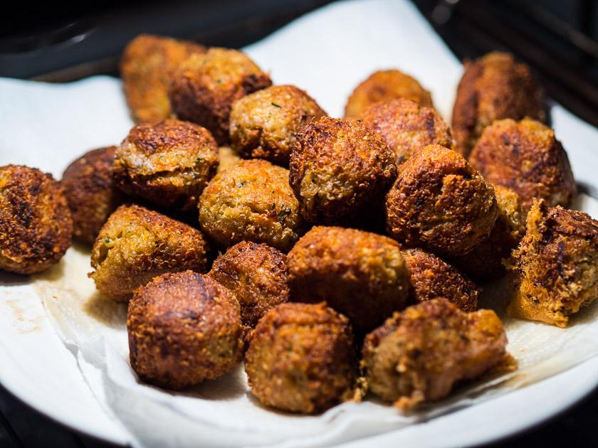 Familien Meal Prep_Rezept Quinoa Bällchen
