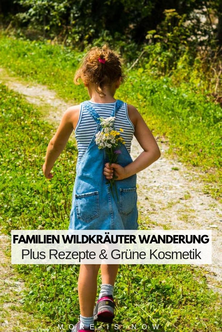 Familien Wildkräuterwanderung