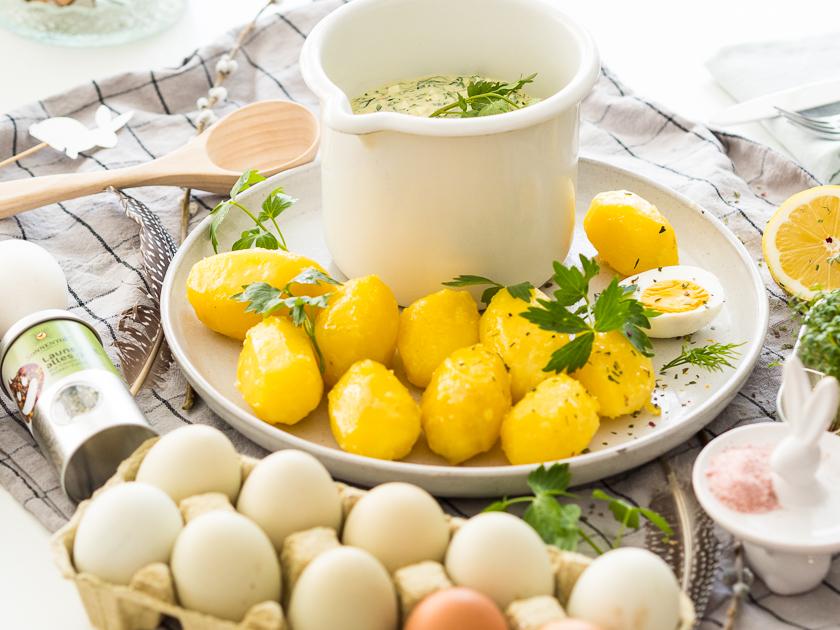 Ostereier Verwertung_Familienküche Ostern