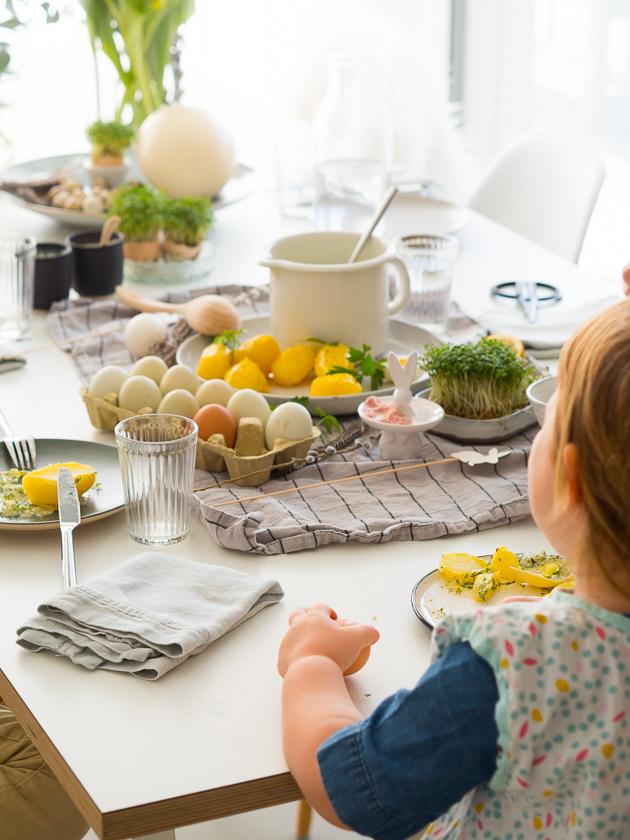 Ostereier Verwertung_Familien Rezept