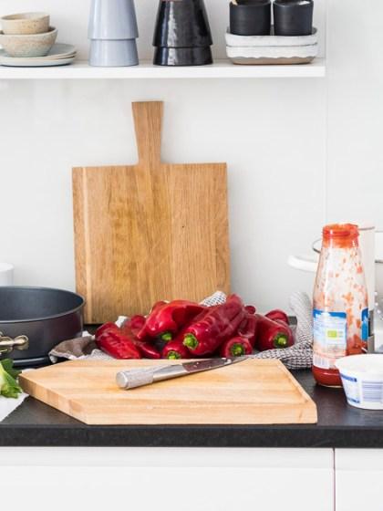 gefüllte Paprika ein Familienrezept