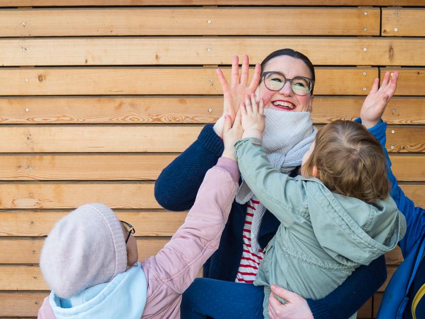 Alltag als Mehrfach Mama_organisieren