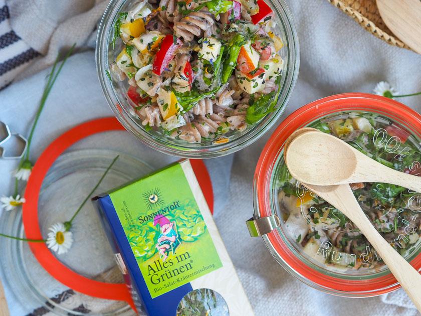 Sommer Rezepte für Freibad_Salat zum Mitnehmen