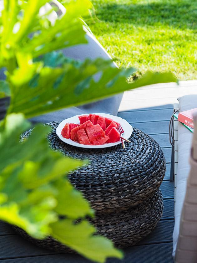 Familiengarten für Faule_Wassermelone
