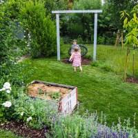 Unser Familiengarten für Faule & die Garten KIDS Area - Teil 2