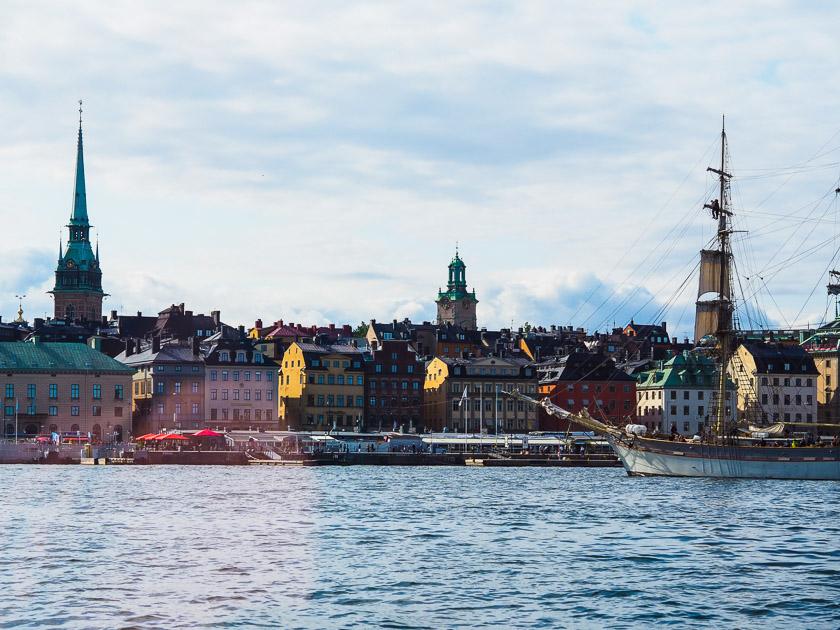 Stockholm mit Kindern