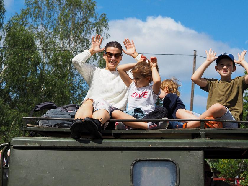 Südschweden mit Kindern_Elche