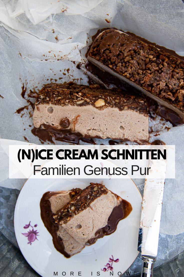 Nice Cream Schnitten