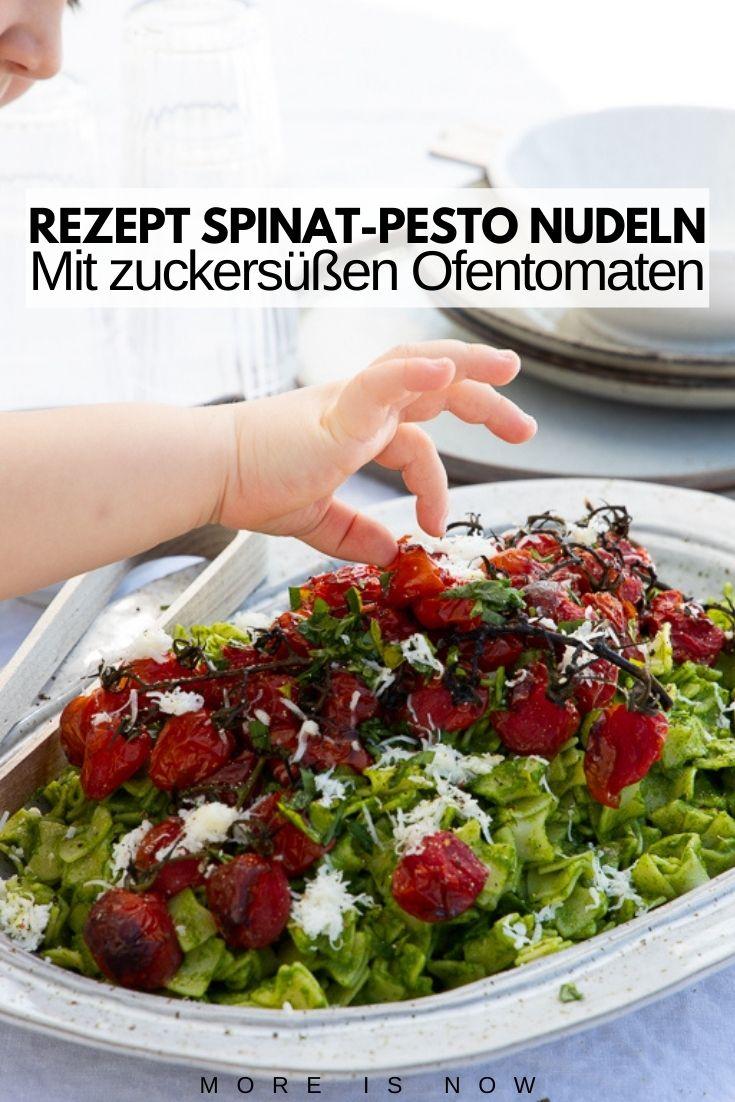 Spinat-Pesto-Fleckerl
