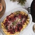 Wurzelgemüse Bolognese Rezept