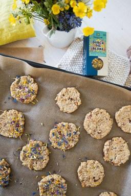 Porridge Cookies
