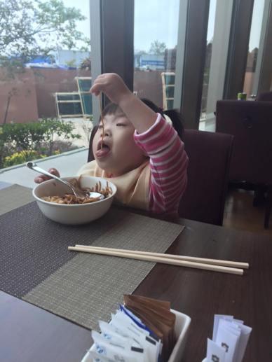 Noodles - yum!