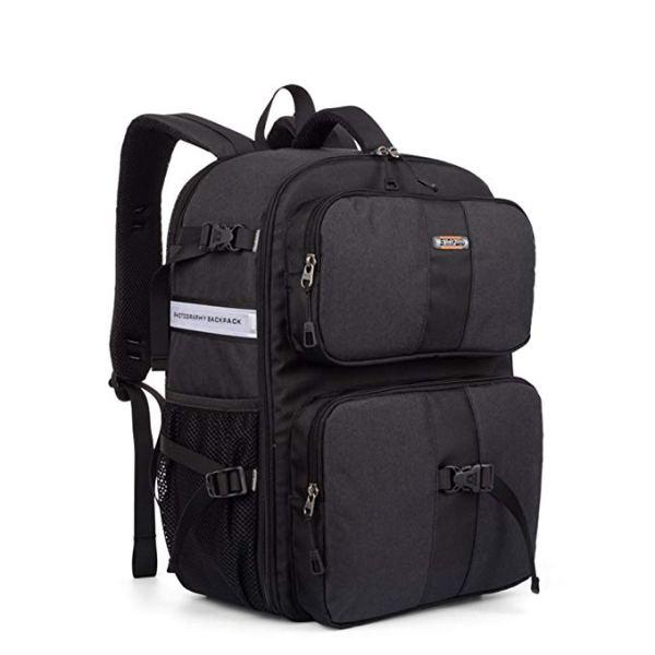 Рюкзак для фототехники Sinpaid SY-09 черный.
