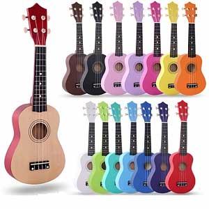 Укулеле (Гавайская гитара) HM100-GB