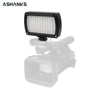Накамерный свет ASHANKS 96 LED 4xAA видео фото освещение  Питание от USB