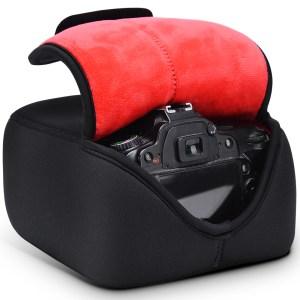 Чехол на камеру Caden H06 Черный