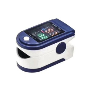 Пульсоксиметр оксиметр медицинский на палец Pulse Oximeter LK87