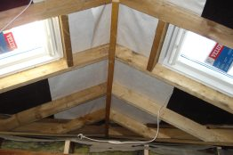installation of velux windows