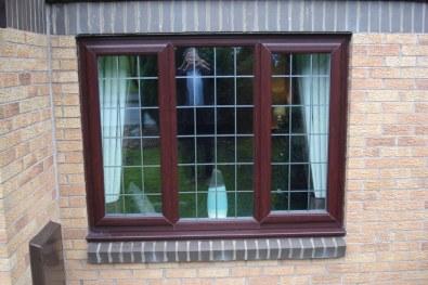 outside shot of lead windows