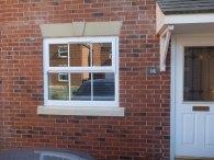 Matching Brick And Window
