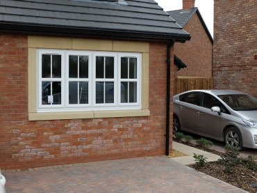 Finished Kirkham Garage Conversion