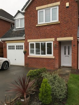 Chorley Single Garage Conversion