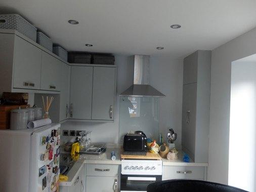 Darwen Self Contained Flat Kitchen