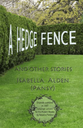 A Hedge Fence cover