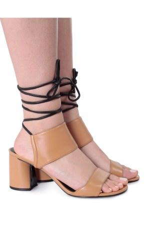 Drum lace-up slingback sandal Phillip Lim
