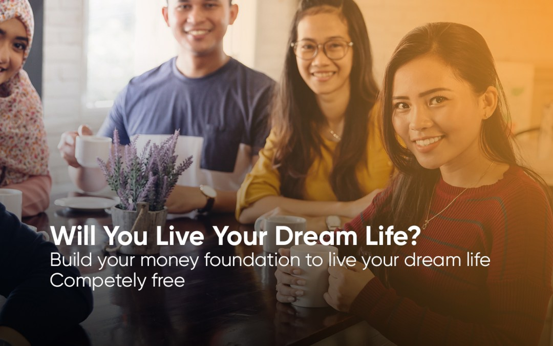 Money 101 – Build Your Life Foundation For Free