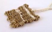 necklace textile 1