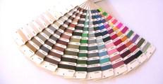 Cartella colori per creazioni macrame di Morenamacrame