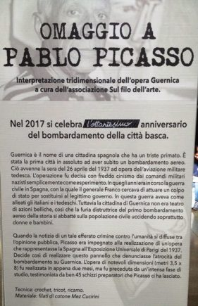 3D Guernica Abilmente Vicenza Marzo 2017