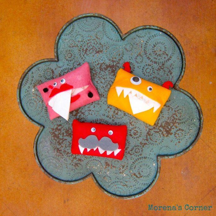 tissue-monster