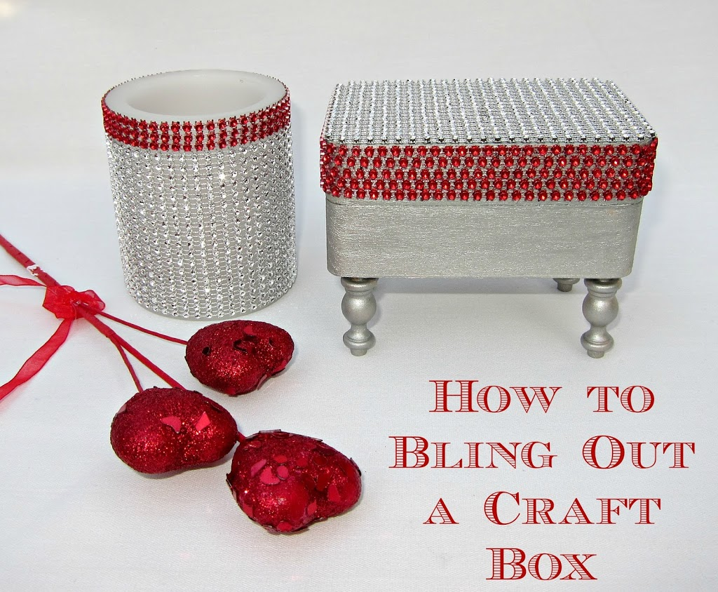 Make your own Jewelry Box Morenas Corner