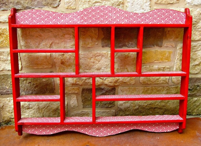 Goodwill-Shelf-Makeiver-with-Mod-Podge