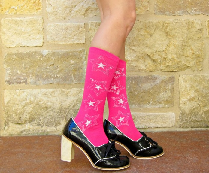 Painted-Socks-with-SoSoft