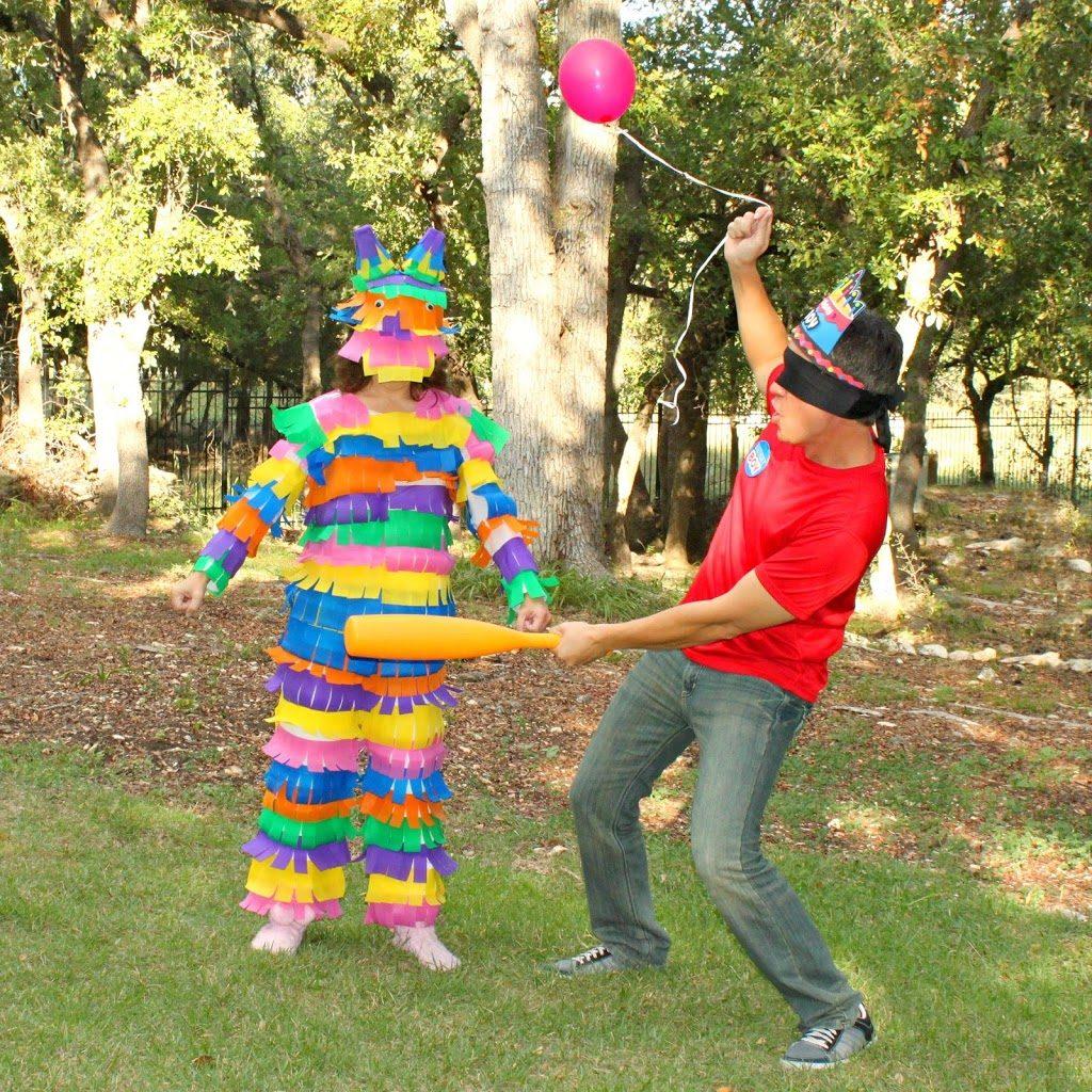Diy Couples Costumes Pi 241 Ata And Birthday Boy Morena S