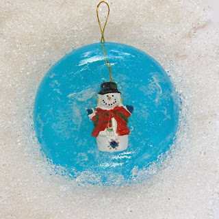 Make Snow Globe Inspired Soap Gifts Morena S Corner