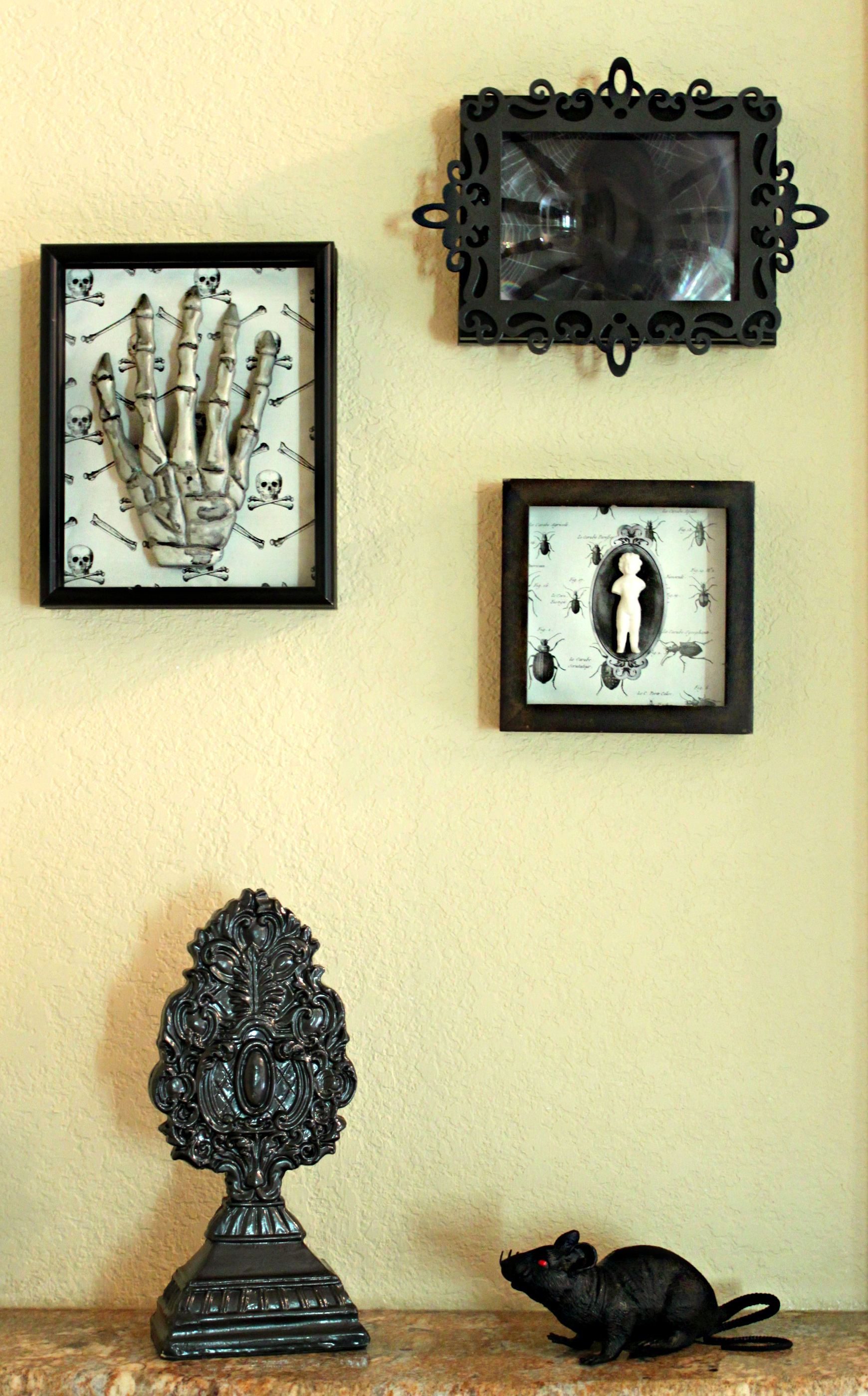Unique Shadow Box Wall Decor Elaboration - Art & Wall Decor ...