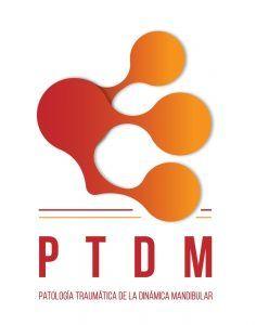 Logo de Patología Traumática de la Dinámica Mandibular (PTDM), que engloba el CAT y SMT