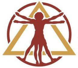 Nuestro Logo relaciona el equilibrio del cuerpo humano y su relación con el triángulo de la Salud como el HBTC-RFA