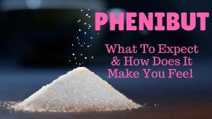 Pile of 100% pure Phenibut featured on Derek's Phenibut Review thumbnail