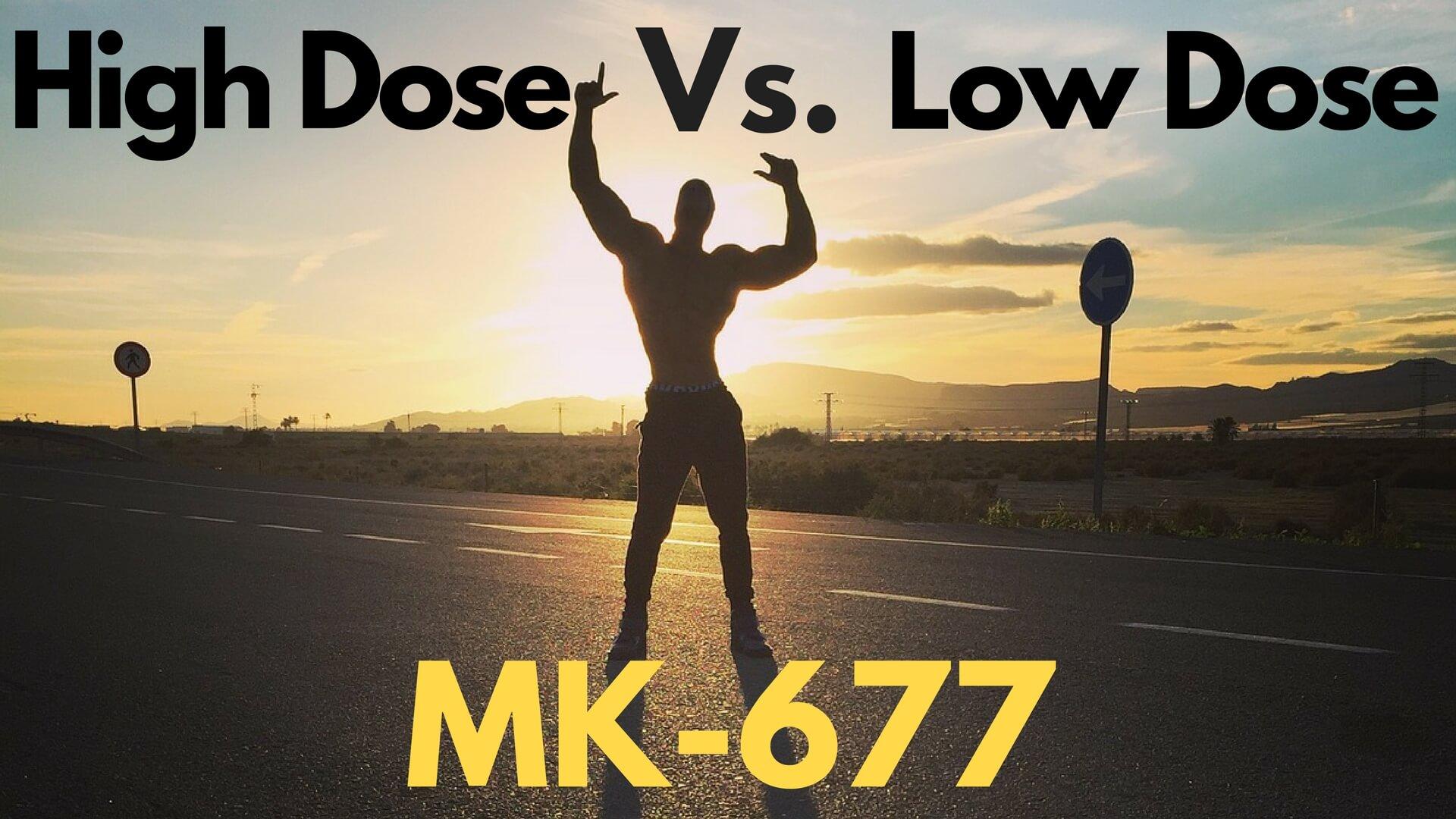 High Dose MK-677 Vs Low Dose MK-677 Thumbnail