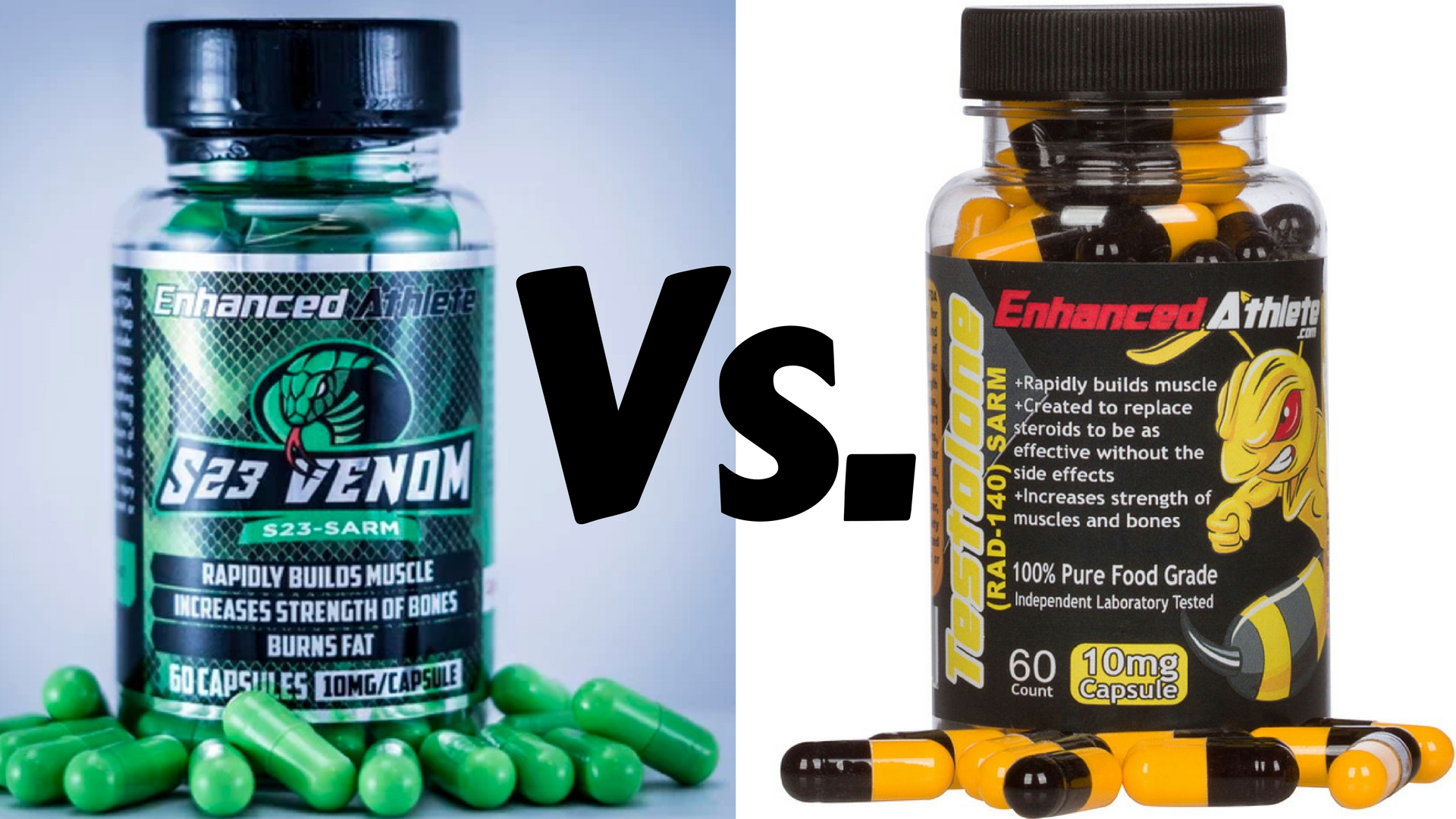S23 Vs RAD140 SARMs Comparison And Breakdown - Which Is Better?