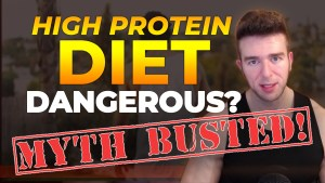 Is A High Protein Diet Dangerous? Study Shows That 1.5 Grams Of Protein Per Pound Of Body Weight Is Safe