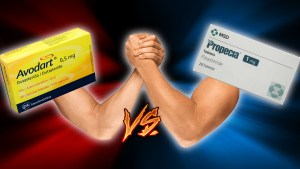 Avodart Dutasteride Vs Propecia Finasteride in arm wrestling, does Dutasteride increase testosterone