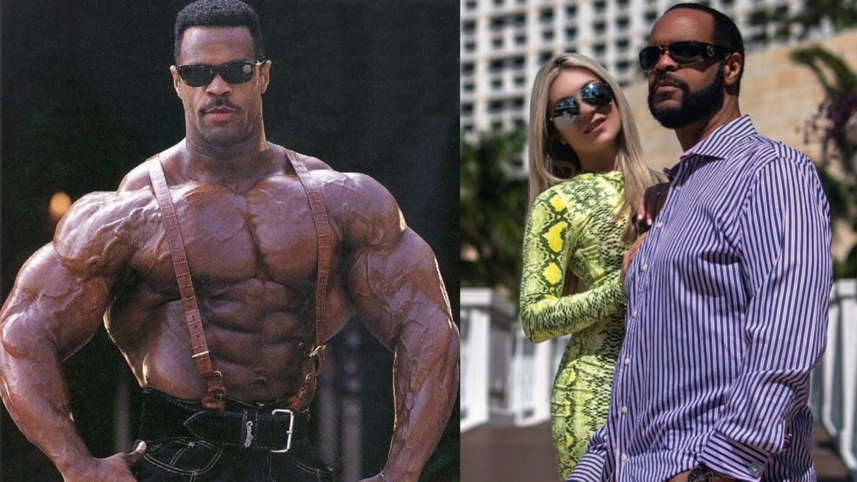 When Bodybuilders Retire Before And After Pictures