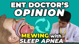 Should You Use Mouth Tape For Mewing If You Have Sleep Apnea? What Body Position Is Ideal?