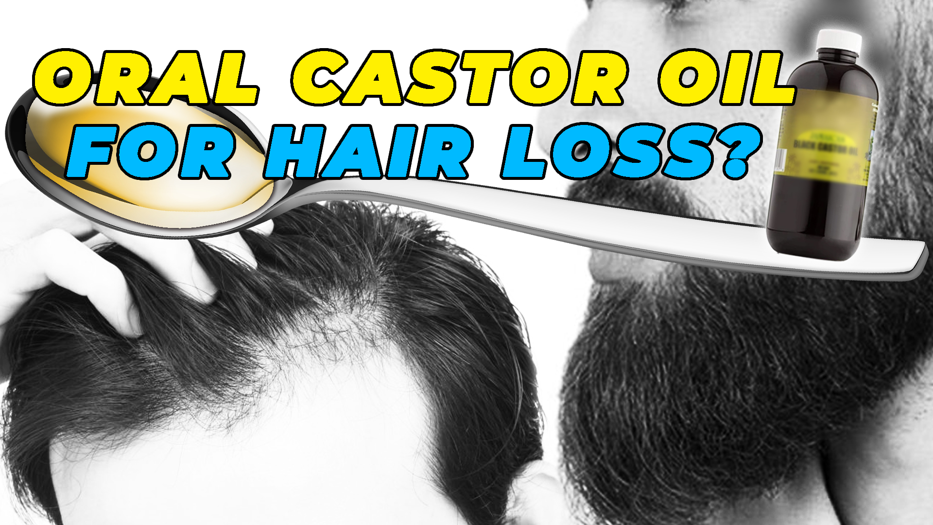 Oral Castor Oil for Hair Loss?